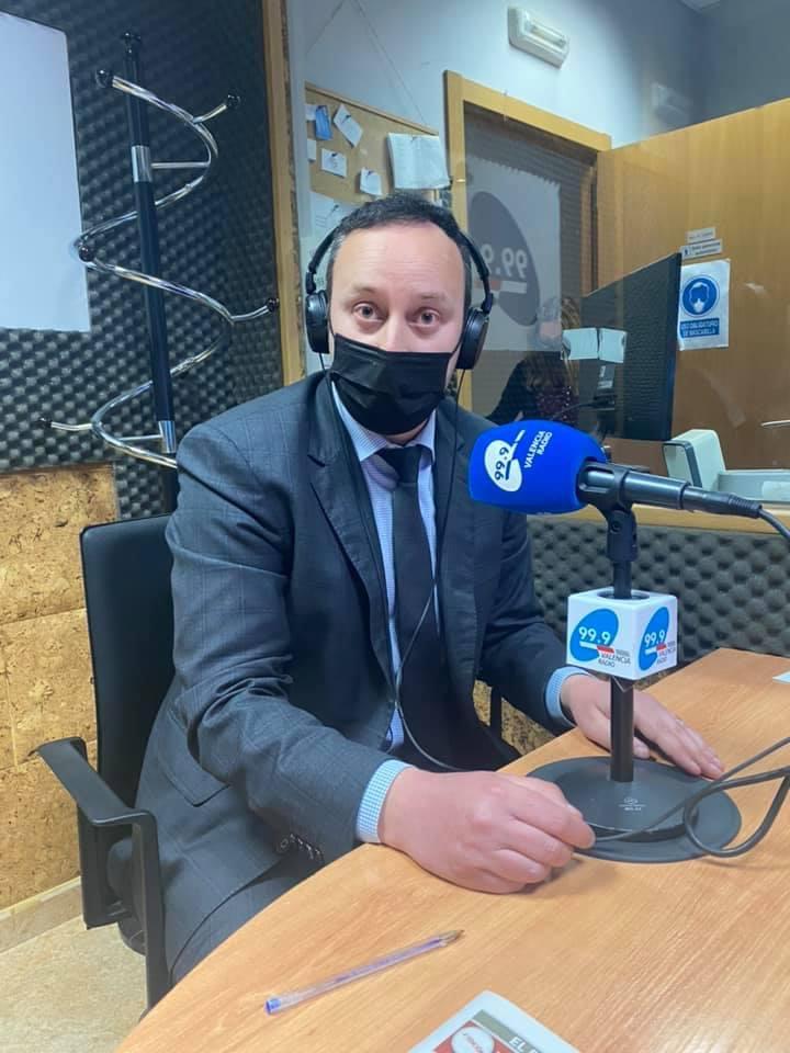 Entrevista en el Periódico de Aquí abogado pedro albares