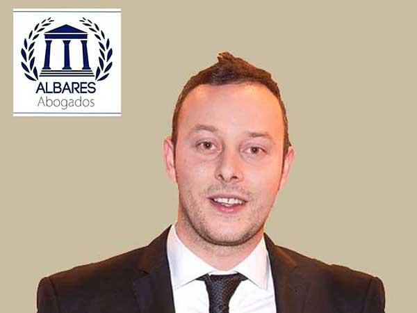 Pedro Albares entre los mejores abogados de España