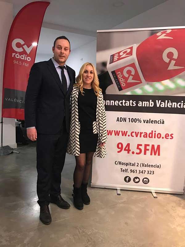 Albares Abogados en CV Radio Valencia