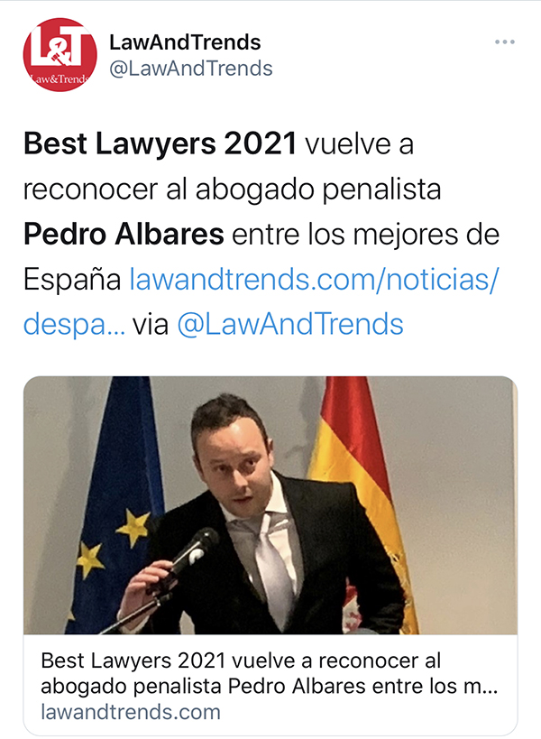 Law and Trends 2021