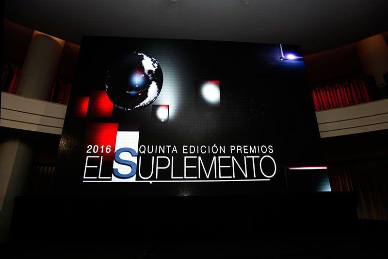V Gala El Suplemento 2016