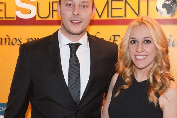 Pedro Albares y Yolanda Martínez