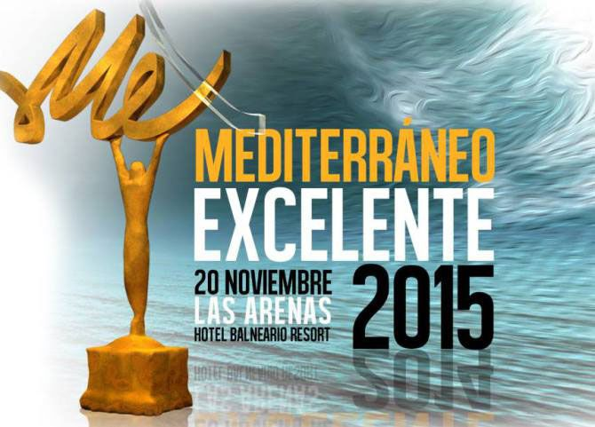 Pedro Albares, Premio Mediterráneo Excelente 2015