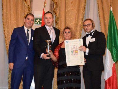 Albares Abogados Valencia, galardonado por la Fundación Constanza