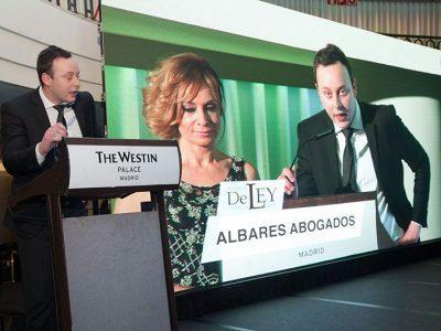 Albares Abogados Valencia, Premio de Ley 2017