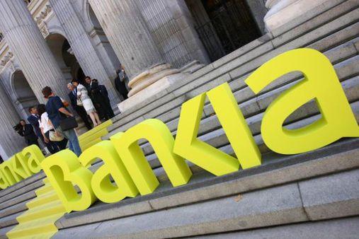 Salida a bolsa BANKIA