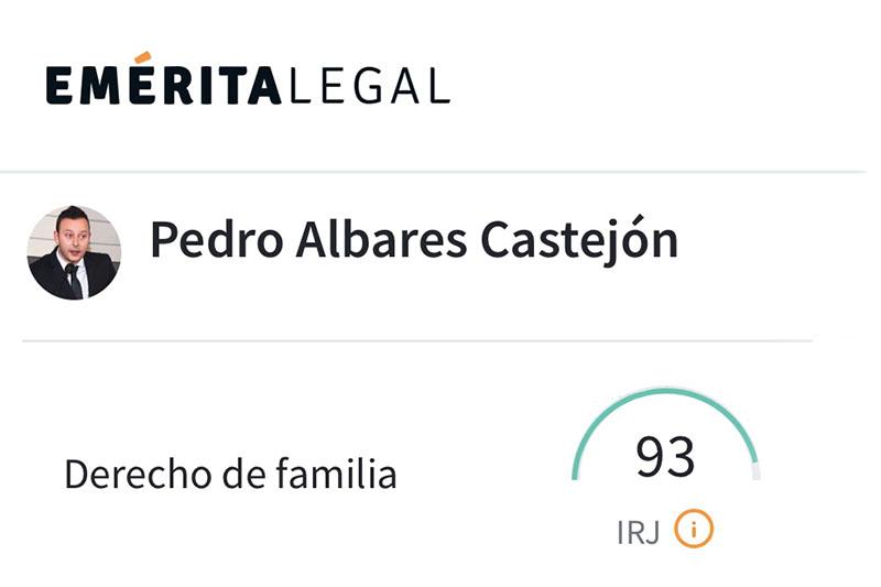 Ranking Emérita Legal