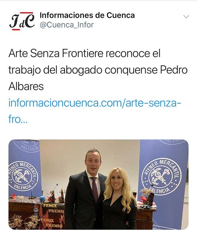 Fénix de Oro en Informaciones de Cuenca
