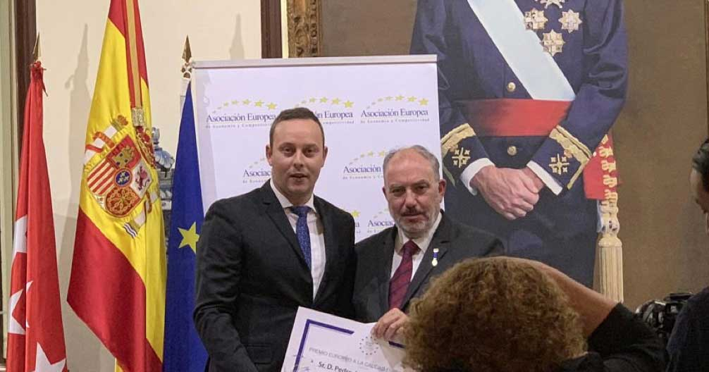 Premio Europeo a la Calidad Empresarial