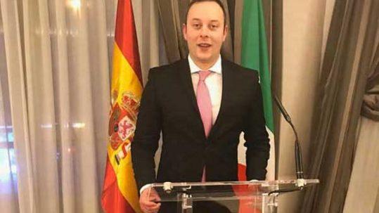 Pedro Albares, Premio Internacional